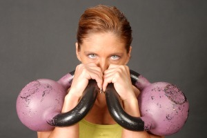 Working Out with Kettle Bells
