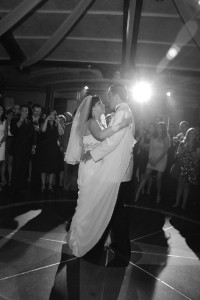 First Dance at Chateau Briande